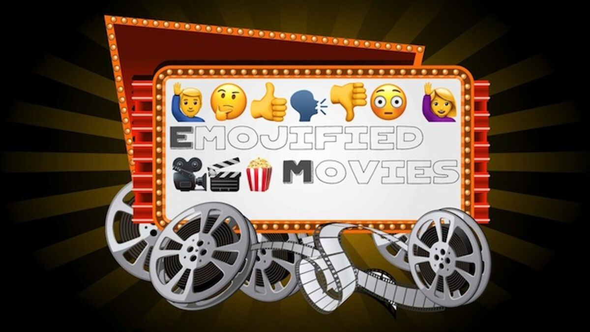 Emojified Movies: Volume 2 image number null