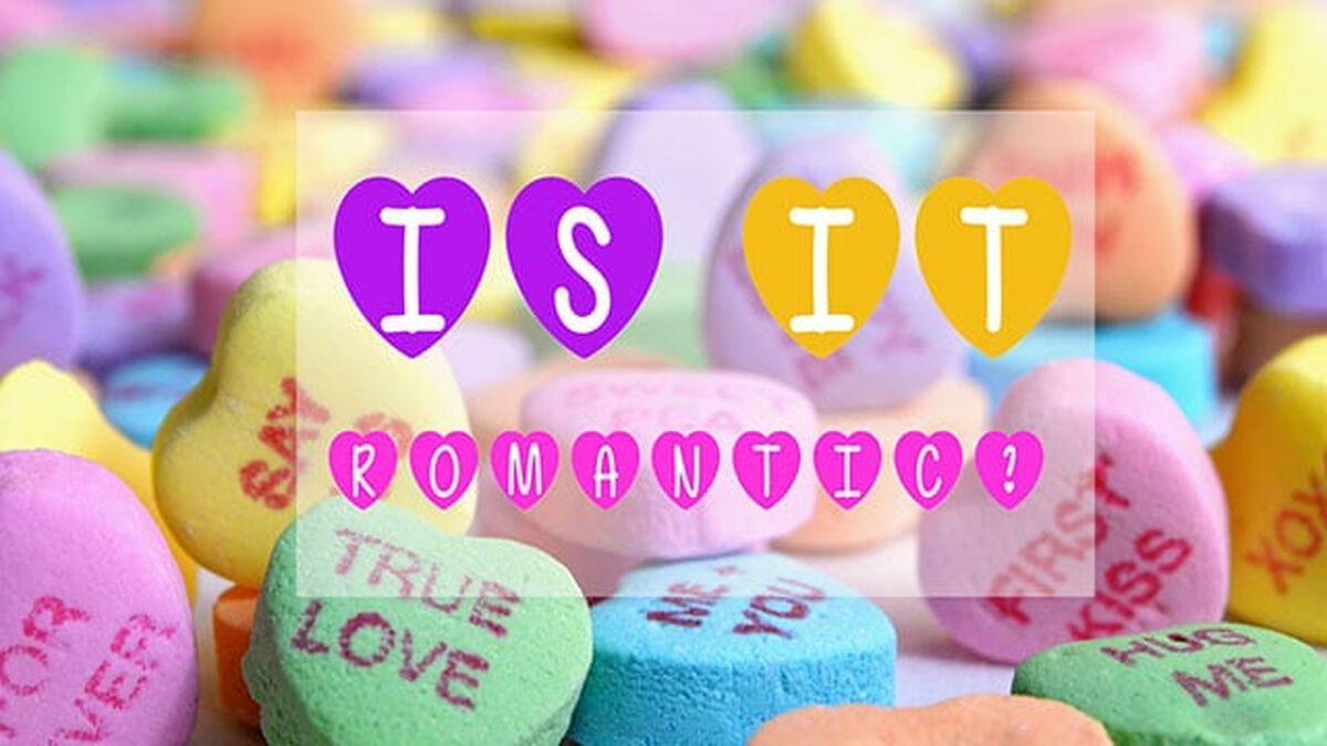 Is it Romantic? image number null