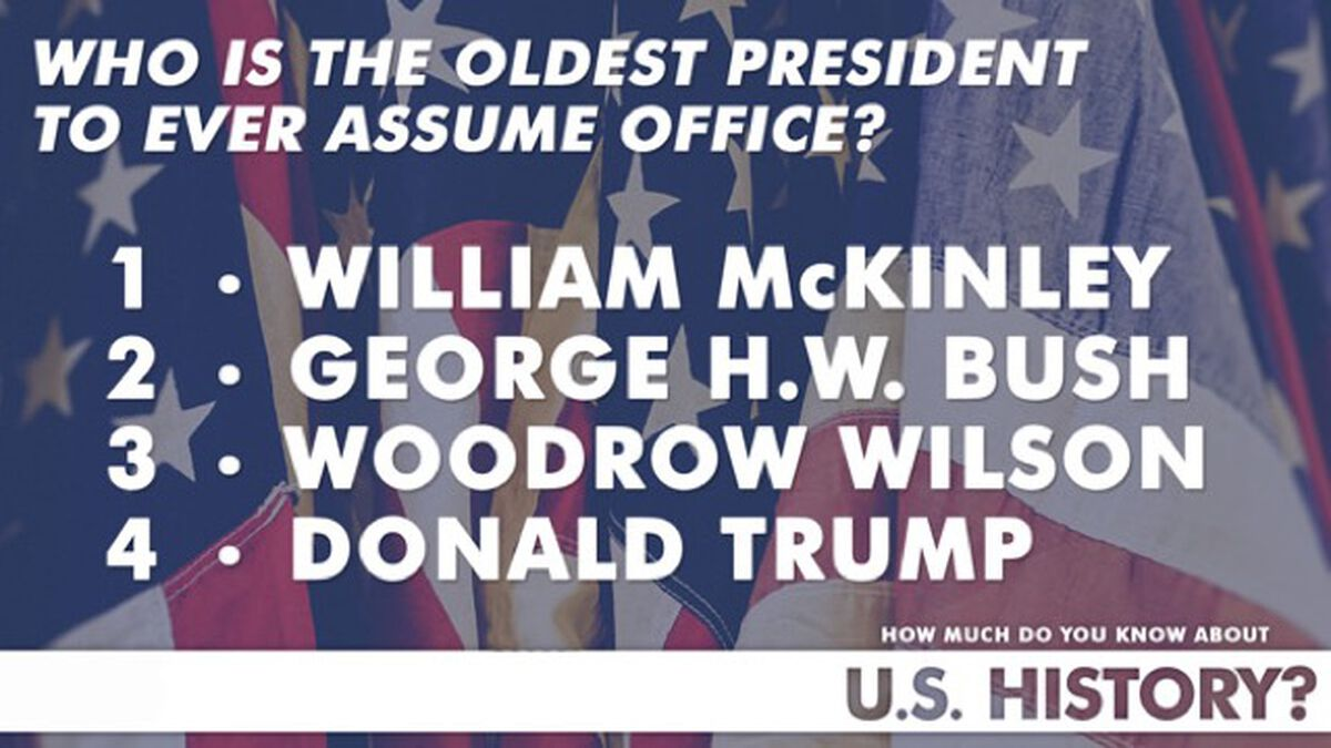How Much Do You Know About US History: Presidents Edition image number null