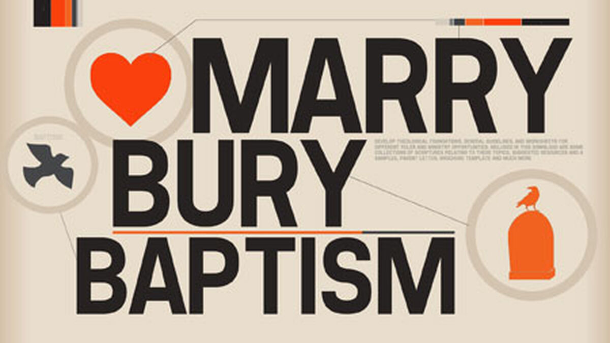 Marry, Bury and Baptize image number null