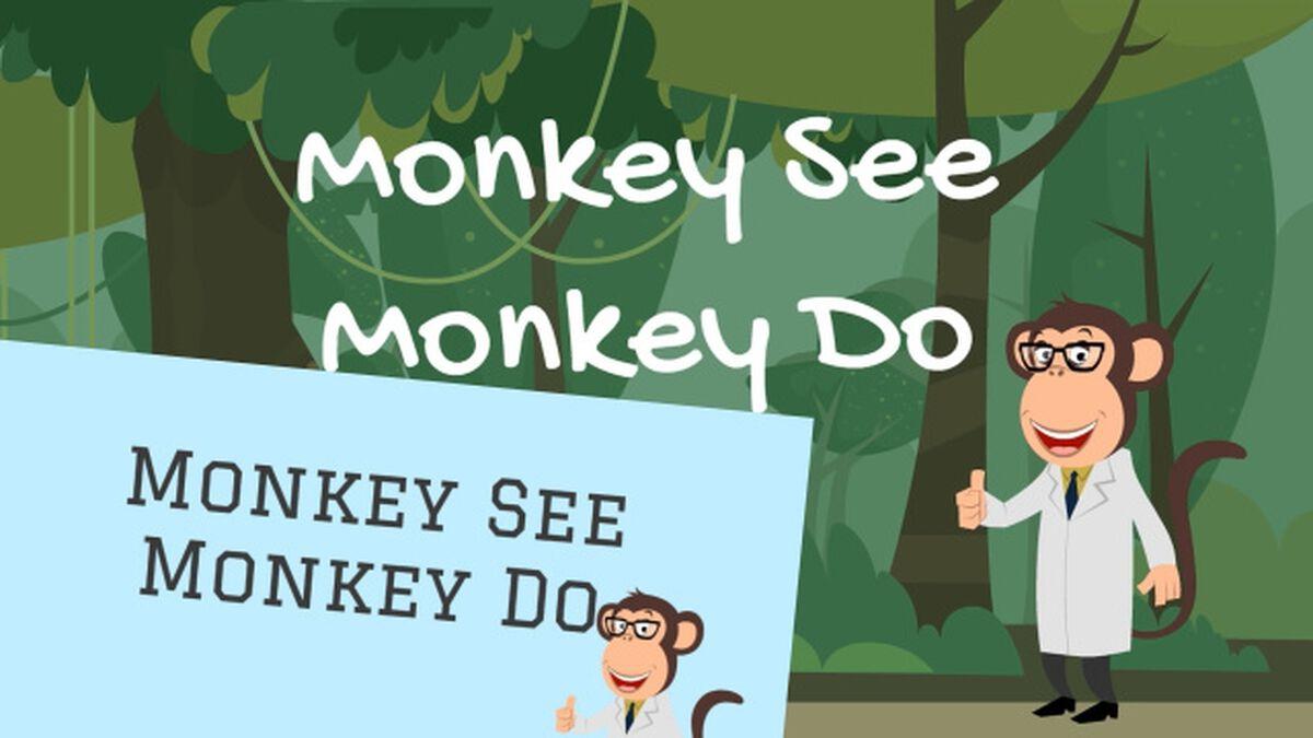 Monkey See Monkey Do image number null