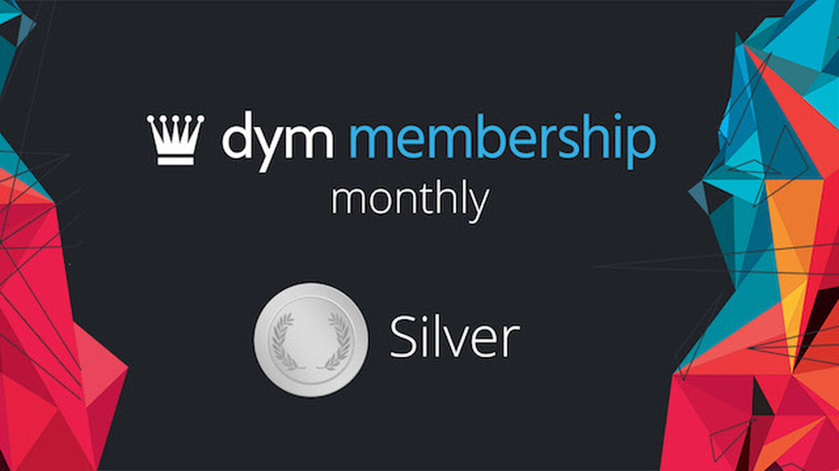 Silver Membership - Monthly image number null