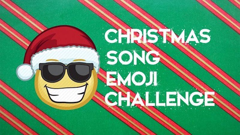 Christmas Song Emoji Challenge