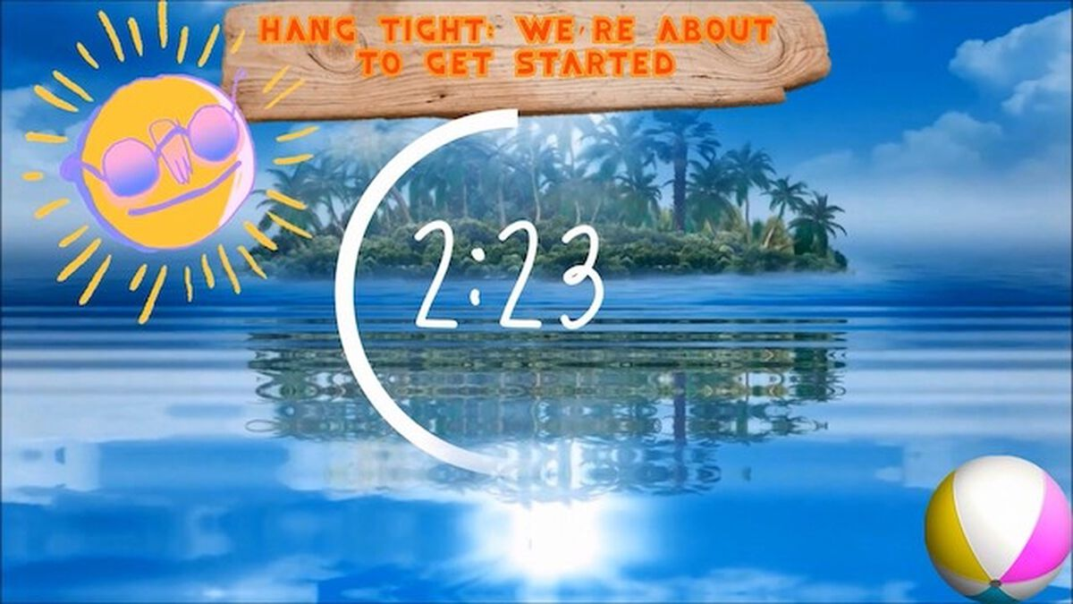 5-Minute Summer Fun Countdown  image number null