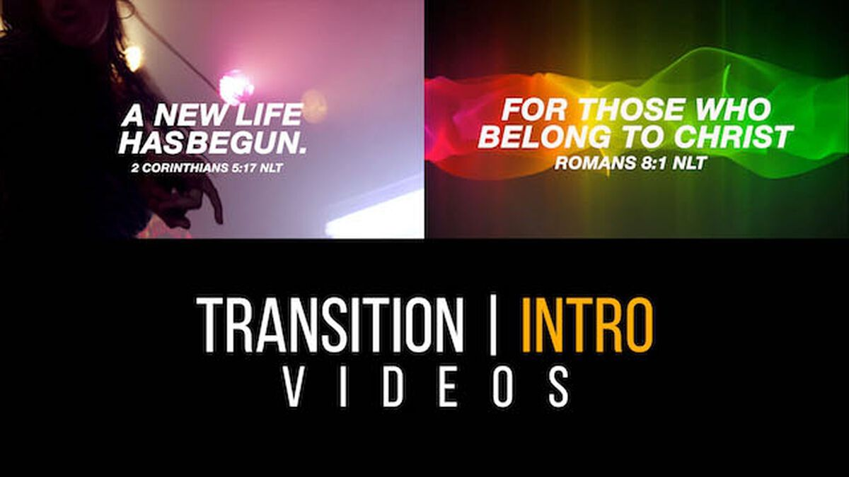 Introduction/Transition Videos image number null