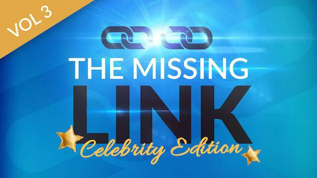 The Missing Link 3: Celebrity Edition image number null