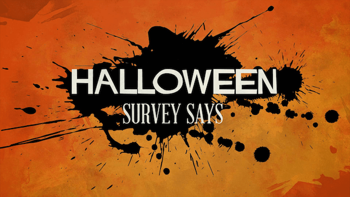 Halloween Survey Says image number null