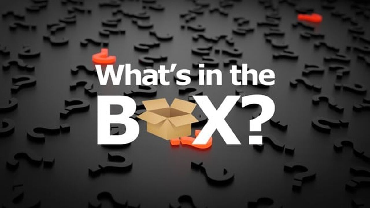 What's in the Box? image number null