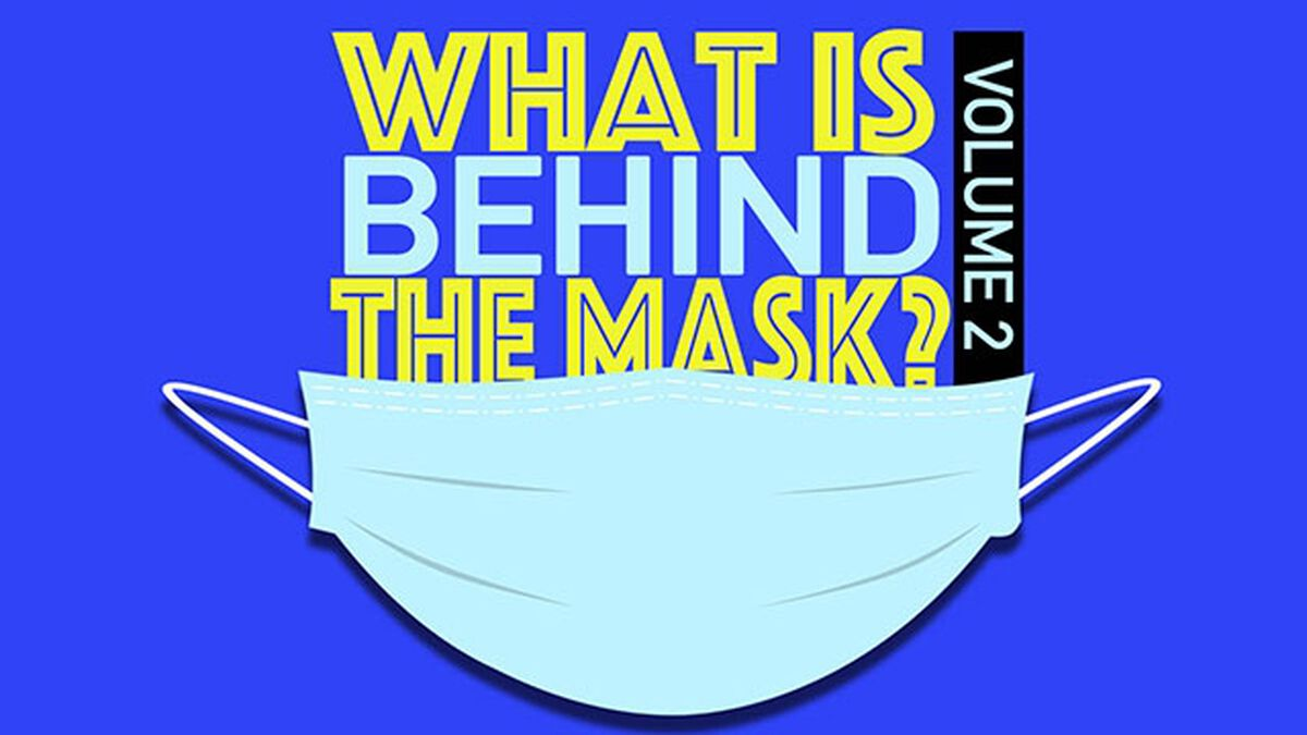 What is Behind the Mask? Game Volume 2 image number null