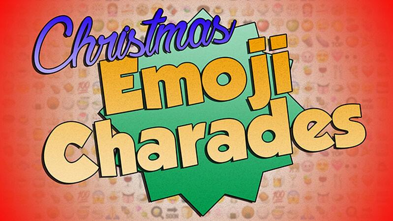 Christmas Emoji Charades
