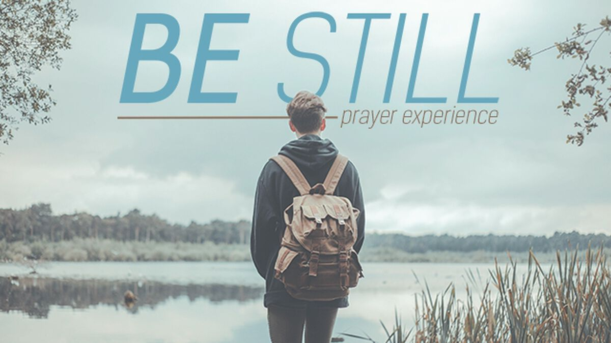 Be Still Prayer Experience image number null