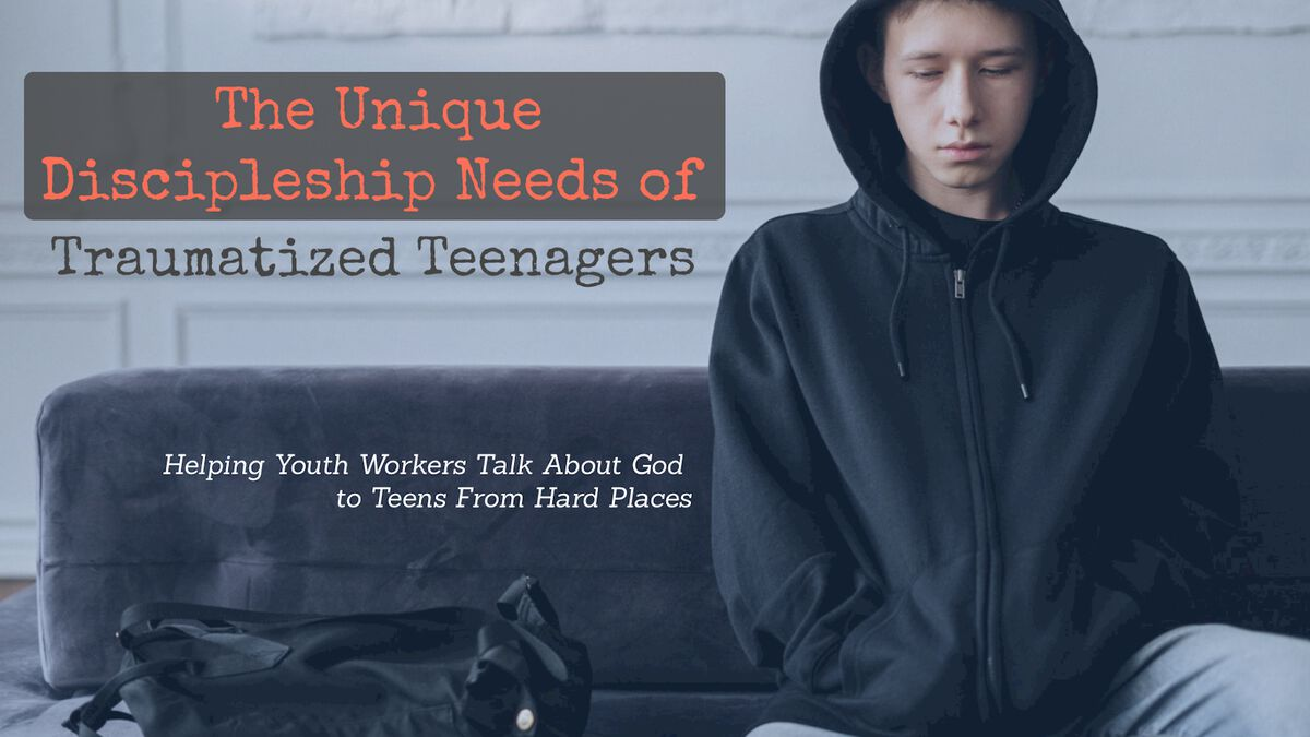 Trauma-Informed Discipleship image number null