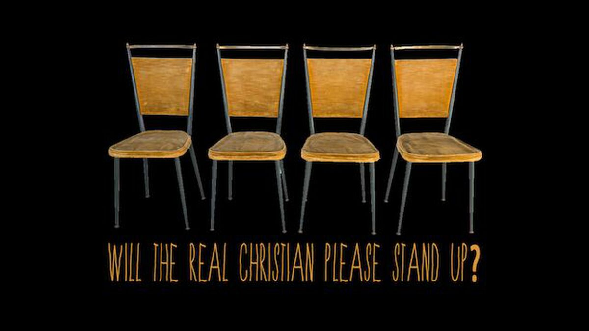 Will the Real Christian Please Stand Up? Drama image number null