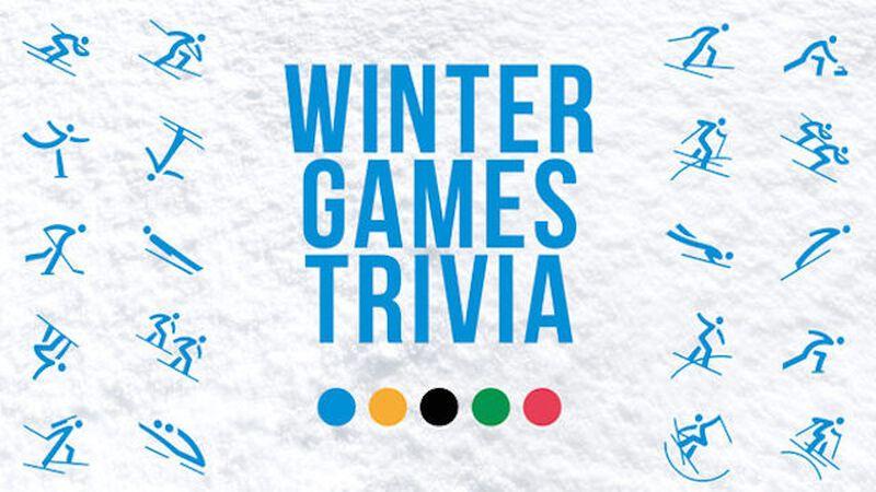Winter Games Trivia