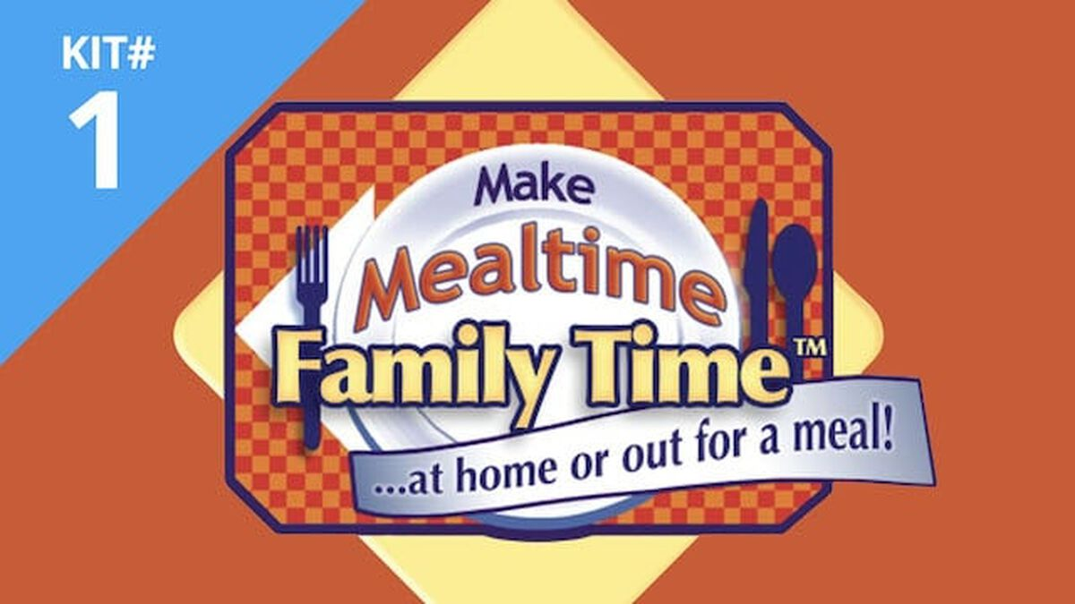 Make Mealtime Family Time Kit #1 image number null