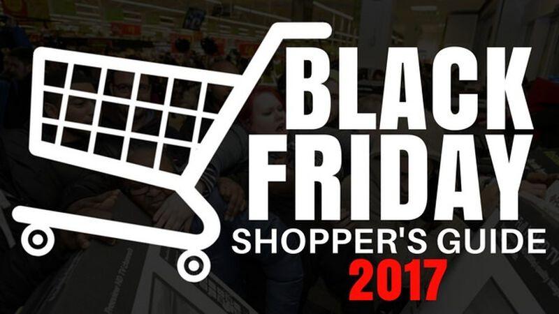 Black Friday Shopper's Guide