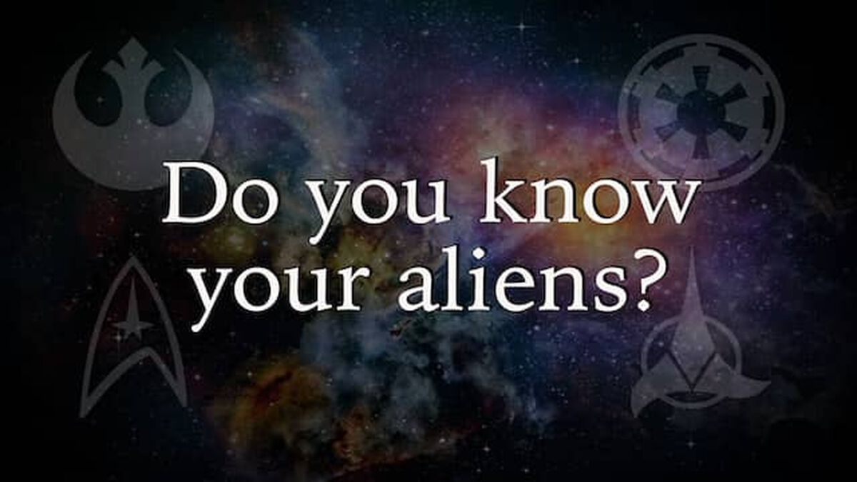 Do You Know Your Aliens? image number null