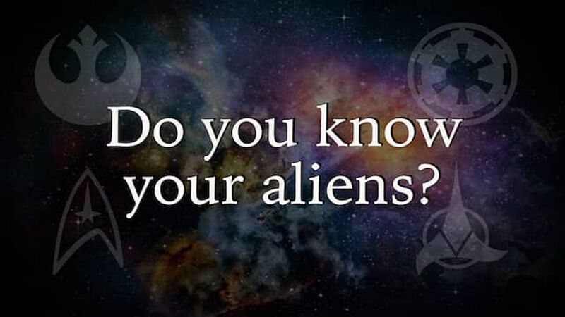 Do You Know Your Aliens?