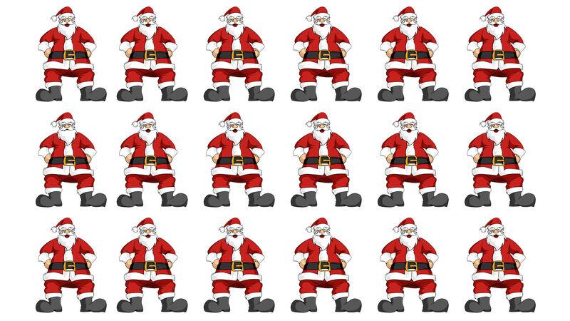 Set Apart Santa