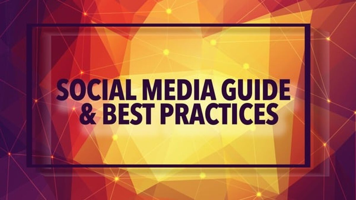 Social Media Guide & Best Practices image number null