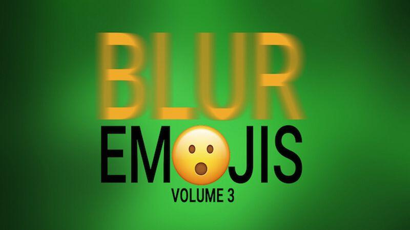 Blur-E-mojis Volume 3