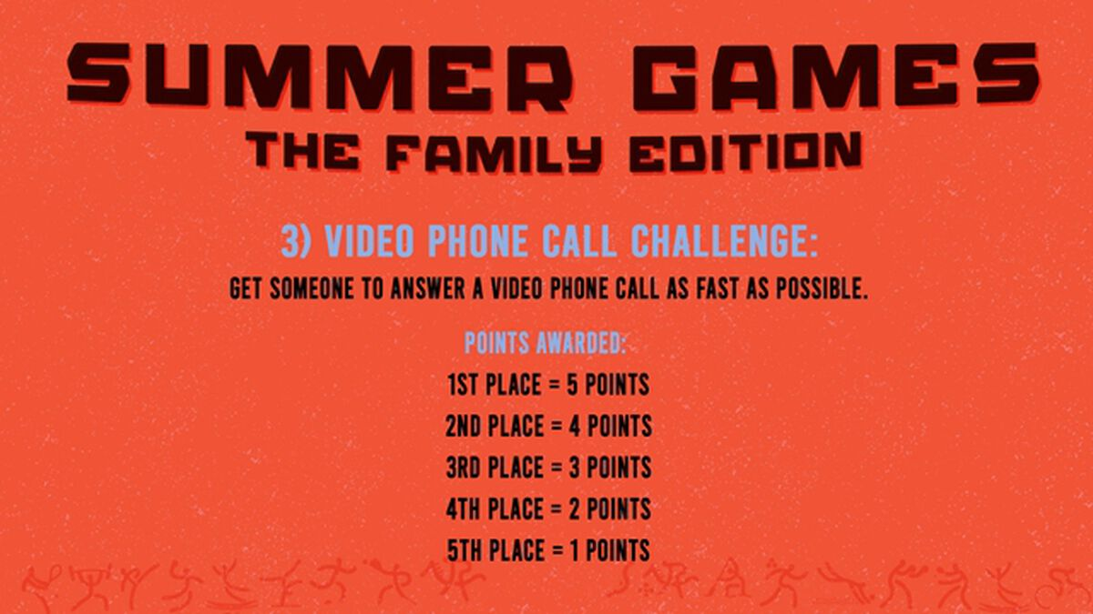 Summer Games - The Family Edition image number null