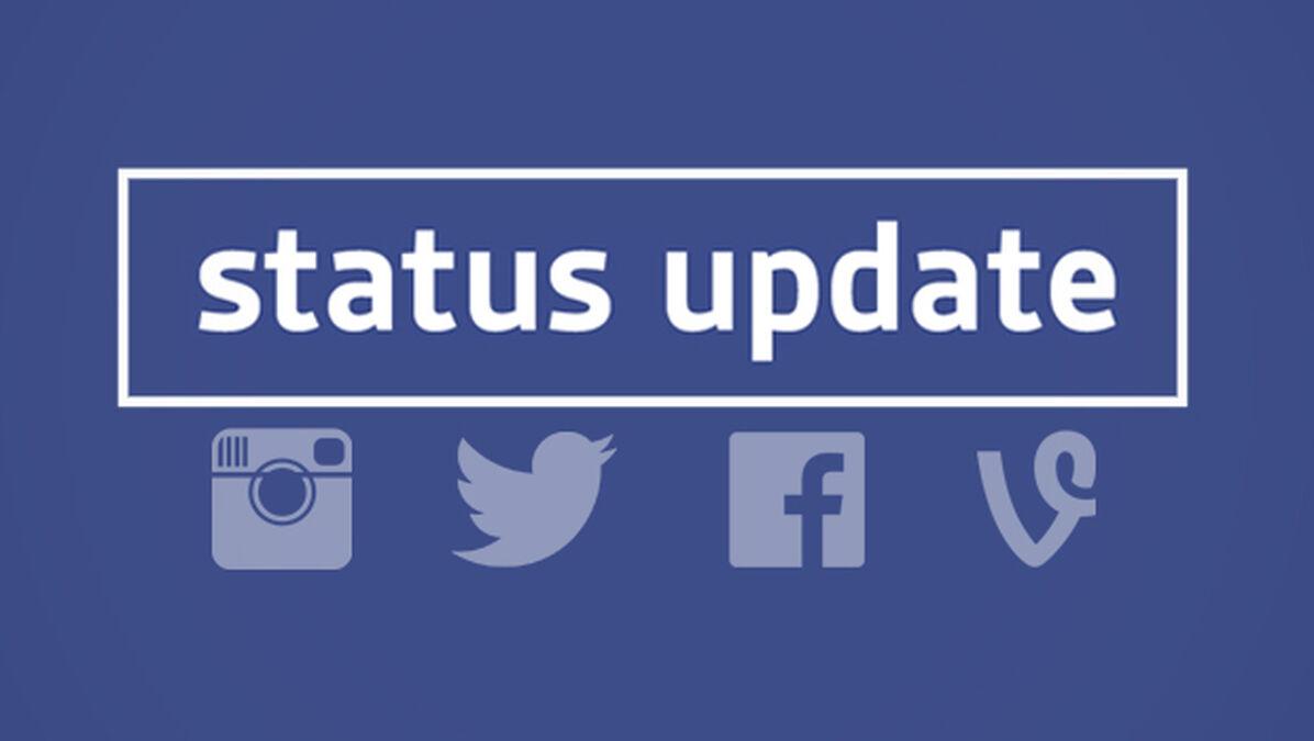 Status Update image number null