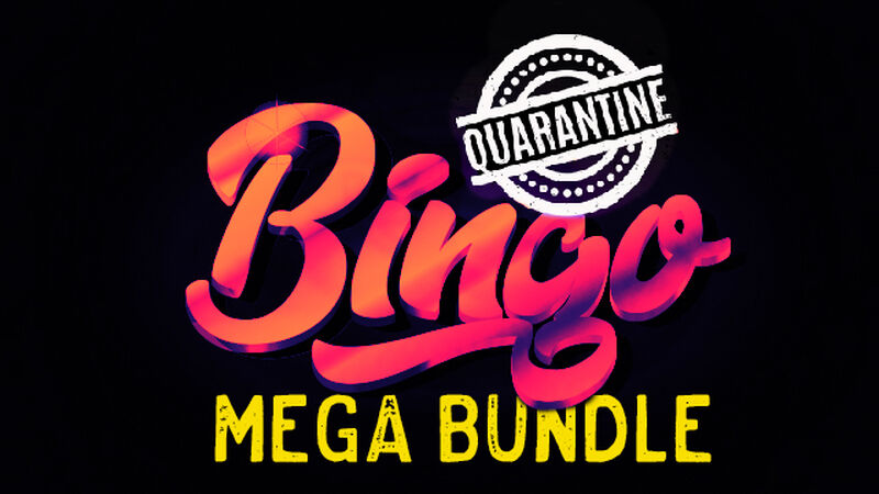 Quarantine Bingo Bundle