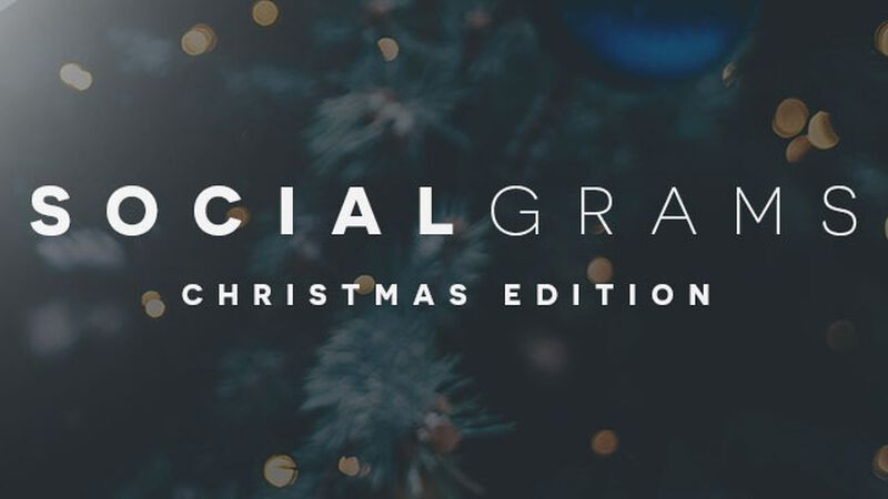 SocialGrams: Christmas Edition