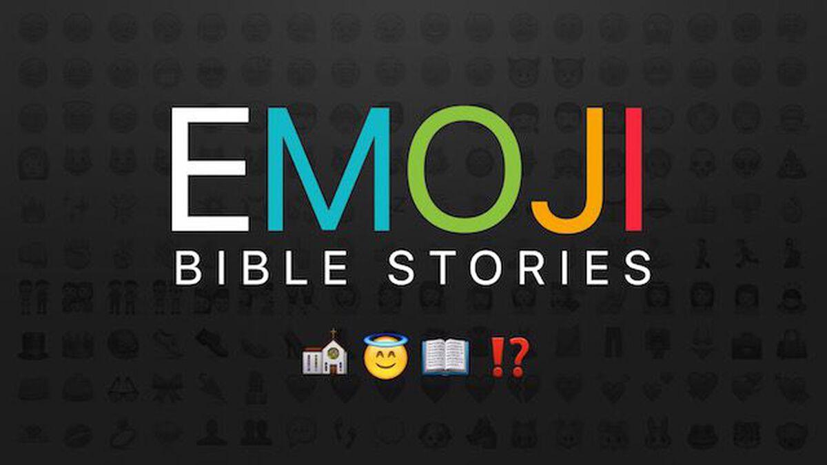 Emoji Bible Stories image number null