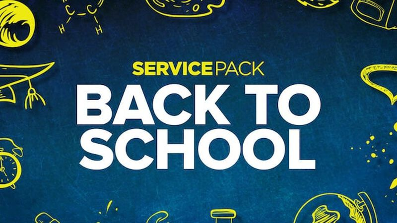 Back To School Media Pack