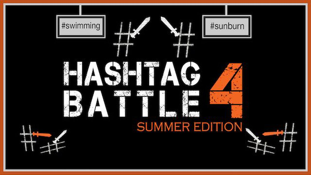 Hashtag Battle 4: Summer Edition image number null