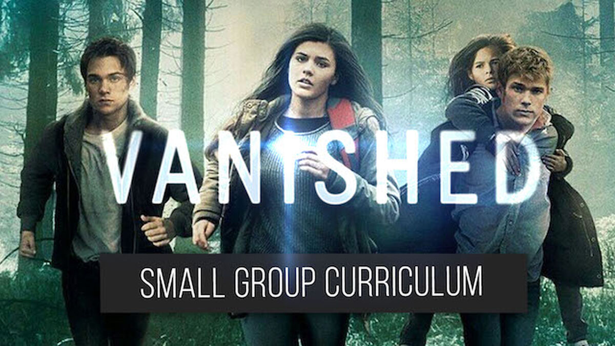 VANISHED: 4-Week Small Group Curriculum  image number null