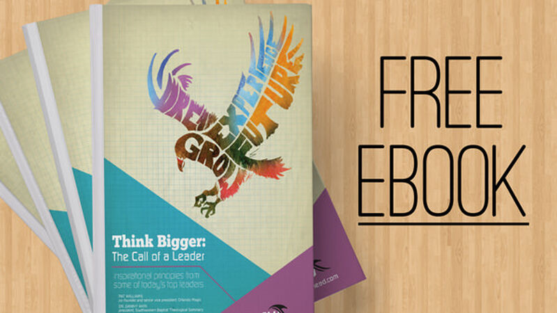 FREEBIE: Think Bigger - The Call of a Leader