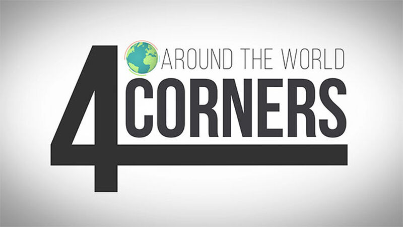 4 Corners Around the World