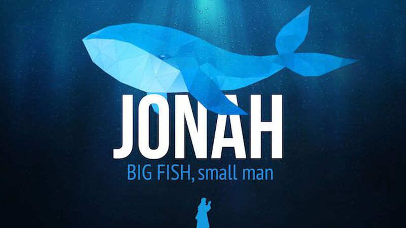 Jonah: Big Fish, Small Man