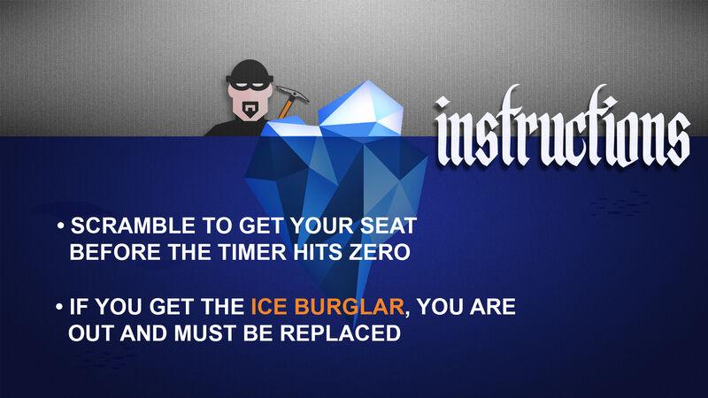 Ice Burglar