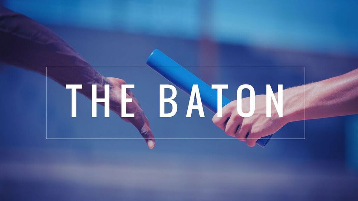 The Baton image number null