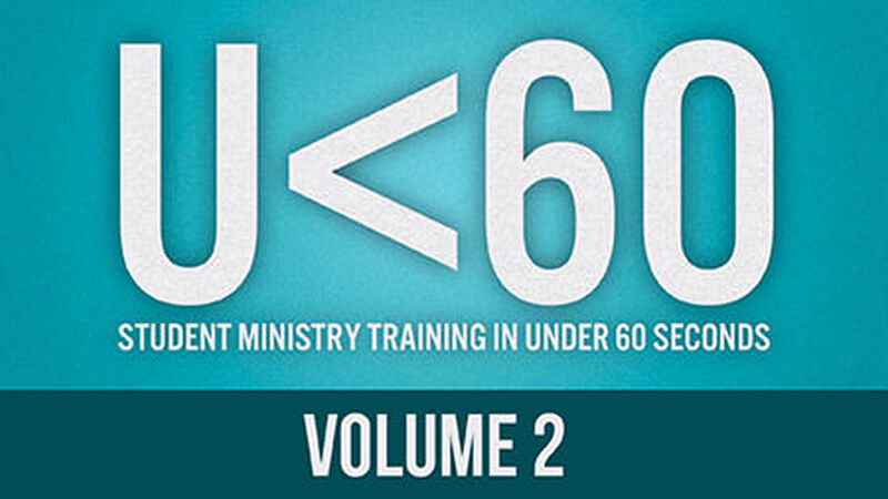 60 Second Volunteer Training Videos: Volume 2