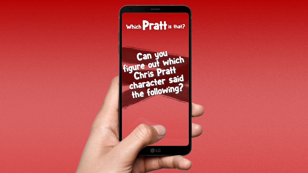 Which Pratt is That Story Edition image number null