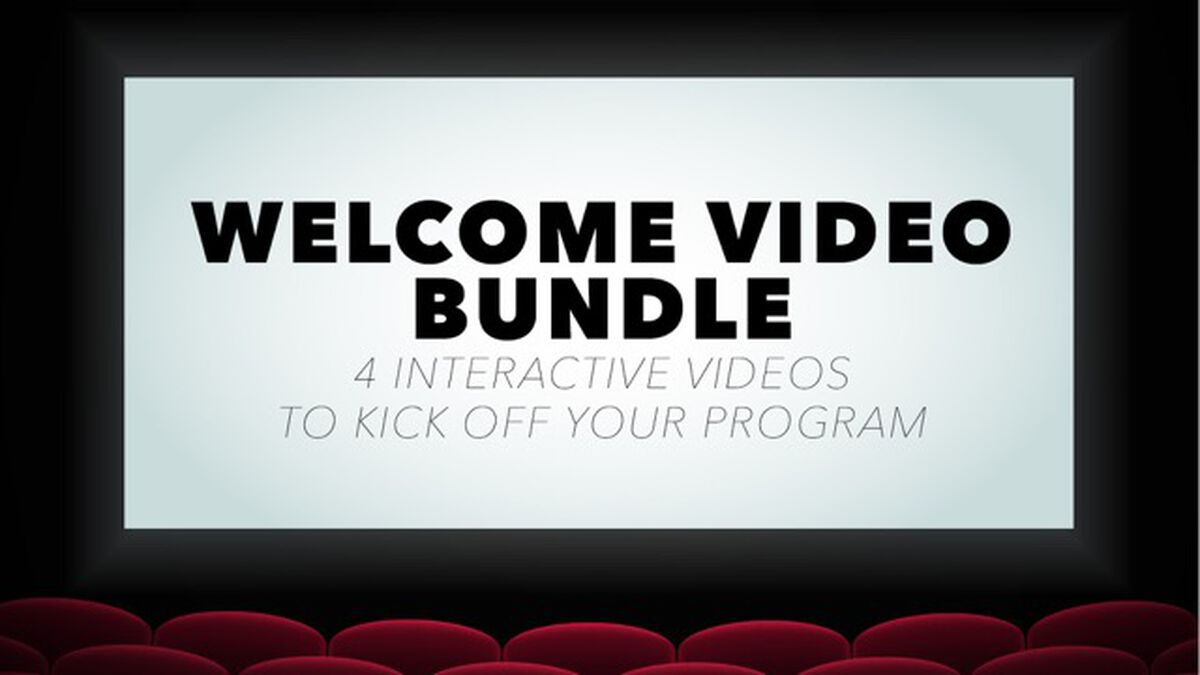 Service Welcome Video 4 Pack image number null