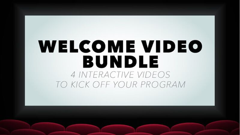 Service Welcome Video 4 Pack