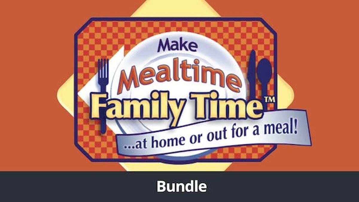 Make Mealtime Family Time Bundle image number null