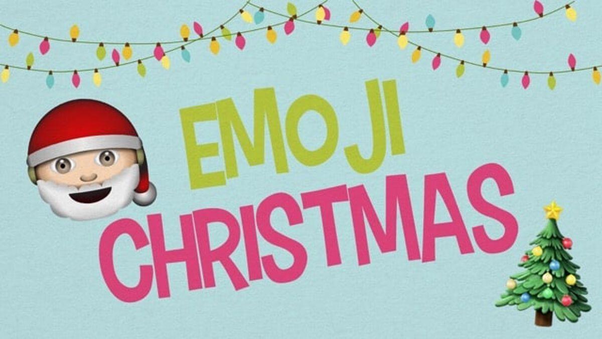 Emoji Christmas image number null