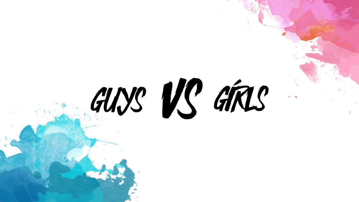 Guys vs Girls image number null