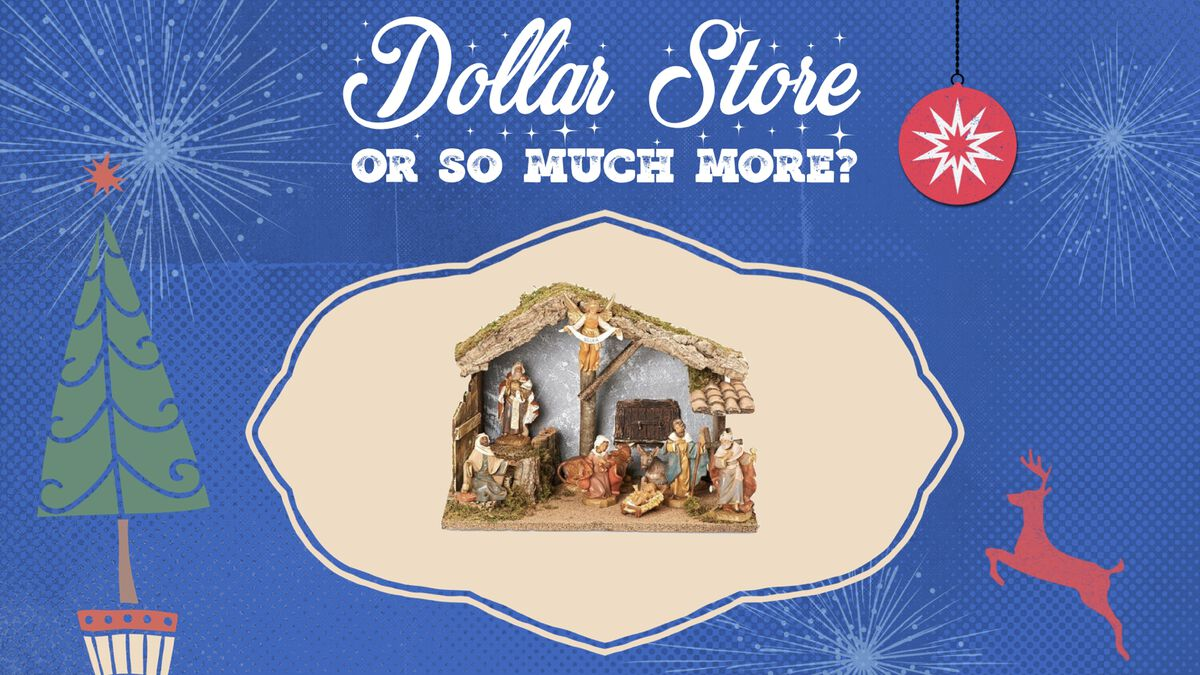 Dollar Store or So Much More? Christmas Edition image number null