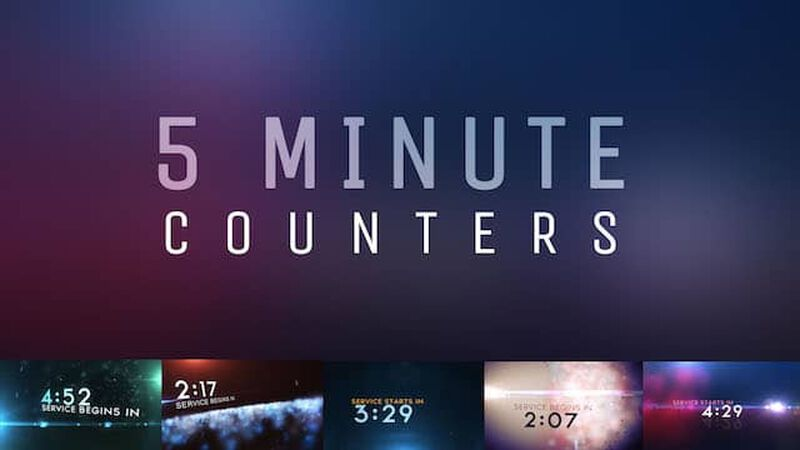 5-Minute Countdowns