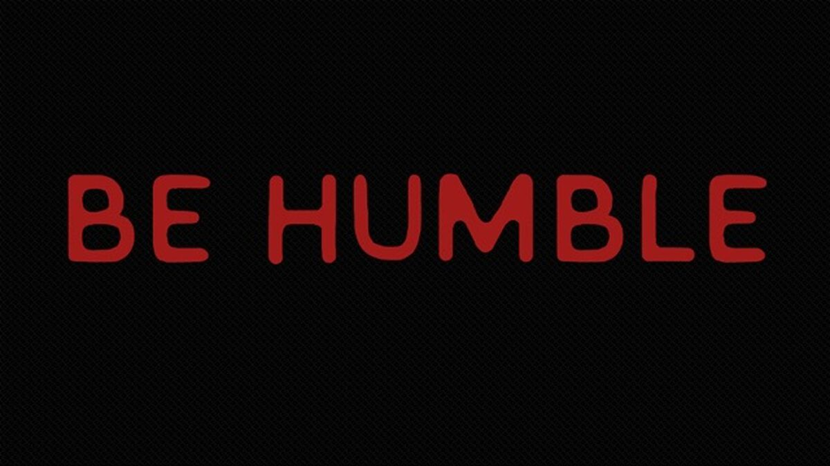 Be Humble image number null