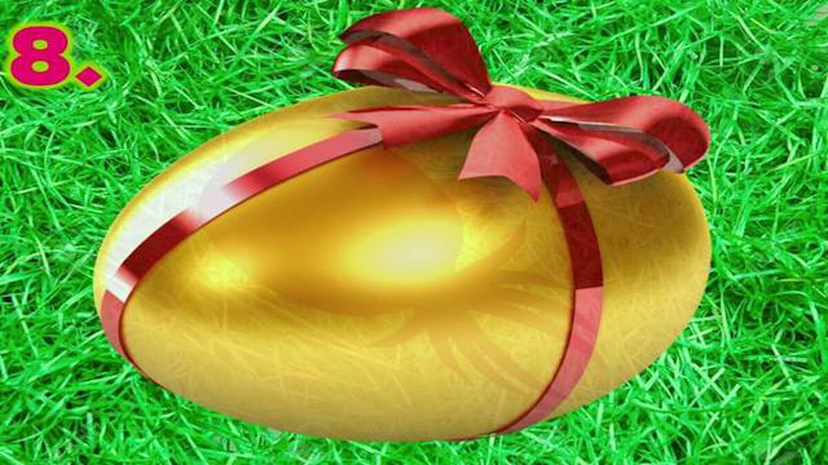 Easter Eggs-Rays image number null