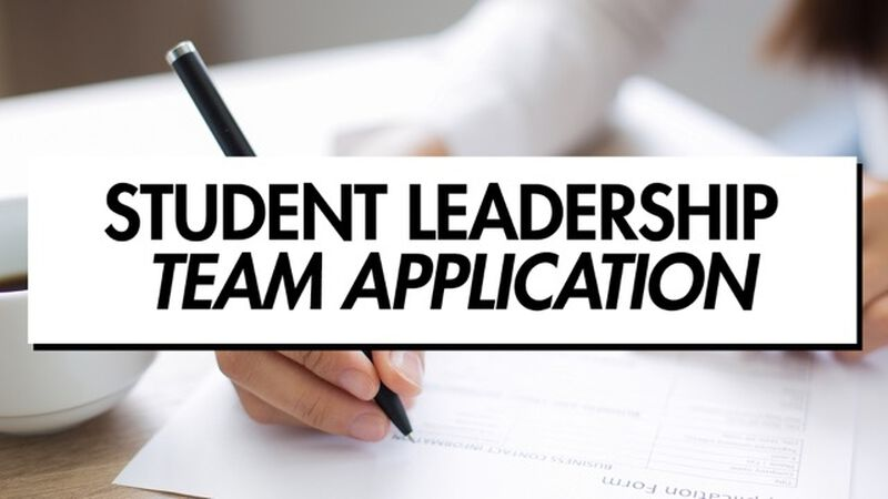 Student Leadership Team Application & Forms